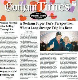 Gorham Times Current Issue